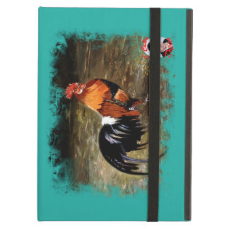 Gallic rooster//Rooster iPad Air Covers