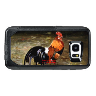 Gallic rooster//Rooster OtterBox Samsung Galaxy S7 Edge Case