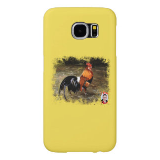 Gallic rooster//Rooster Samsung Galaxy S6 Cases