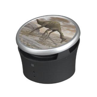 Gallimimus dinosaur - 3D render Bluetooth Speaker
