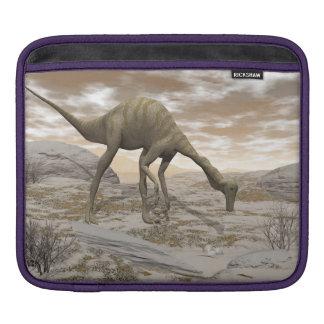 Gallimimus dinosaur - 3D render iPad Sleeve