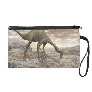 Gallimimus dinosaur - 3D render Wristlet