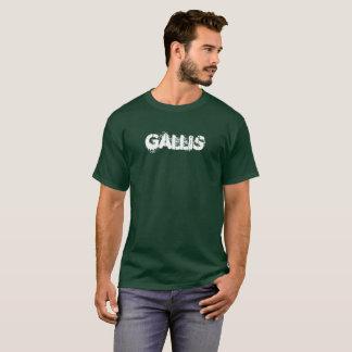 GALLIS Jamaican Inspired Male T-Shirt