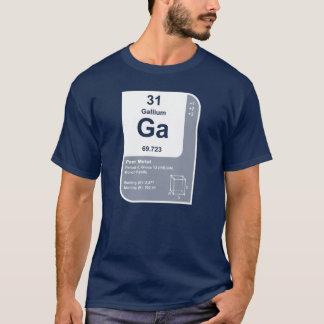 Gallium (Ga) T-Shirt