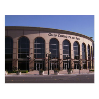 Gallo Center For The Arts Postcard