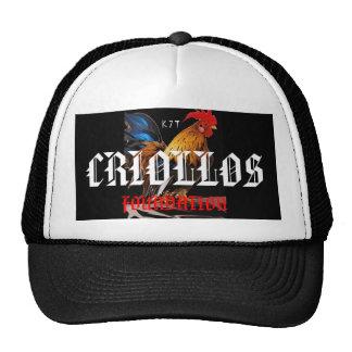 gallo, CRIOLLOS , FOUNDATION Trucker Hat