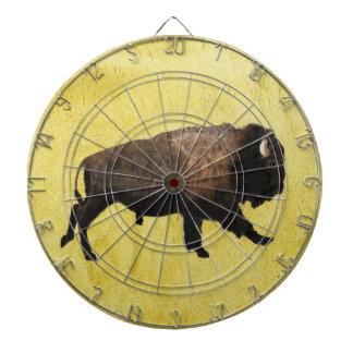 Galloping Bison Dartboard