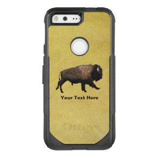 Galloping Bison OtterBox Commuter Google Pixel Case