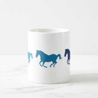 Galloping Horses Coffee Mug