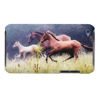 Galloping Horses Photography iPod Touch Case