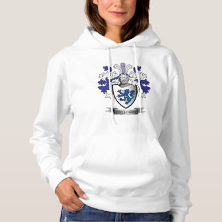 Galloway Family Crest Coat of Arms Hoodie