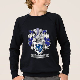 Galloway Family Crest Coat of Arms Sweatshirt