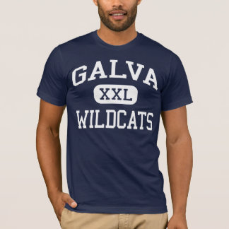 Galva - Wildcats - Junior - Galva Illinois T-Shirt