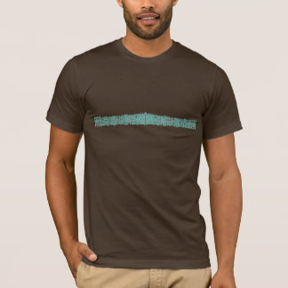 Galvanek Doodle Clothing Line D T-Shirt