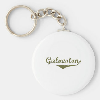 Galveston Revolution t shirts Keychain