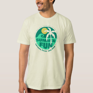Galveston Summer Trip T-Shirt