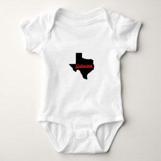 Galveston Texas. Baby Bodysuit