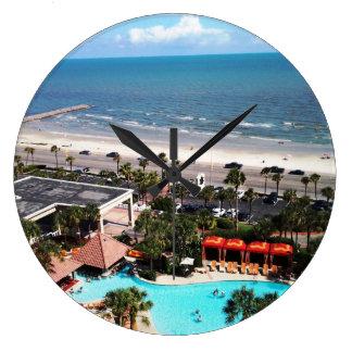 Galveston Texas Clock