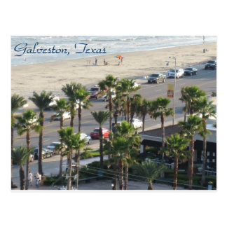 Galveston, Texas Postcard-3 Postcard
