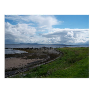Galway Bay from the Claddagh Postcard