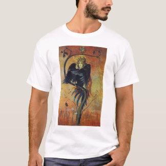 Gamayun: The Prophet Bird Fantasy Art T-Shirt