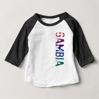 Gambia Baby T-Shirt
