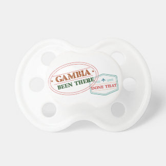 Gambia Been There Done That Pacifier