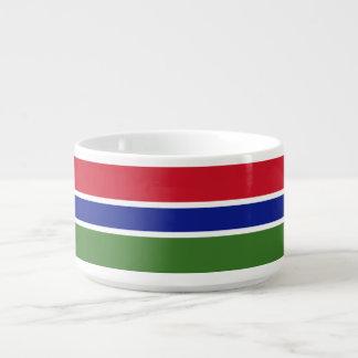 Gambia Flag Bowl