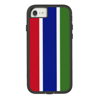 Gambia Flag Case-Mate Tough Extreme iPhone 8/7 Case