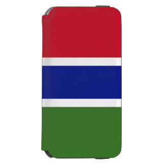 Gambia Flag Incipio Watson™ iPhone 6 Wallet Case
