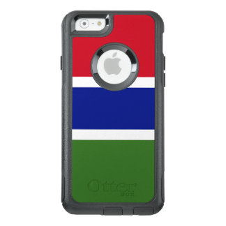 Gambia Flag OtterBox iPhone 6/6s Case