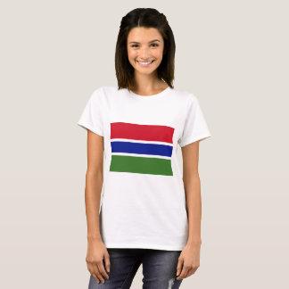 Gambia National World Flag T-Shirt