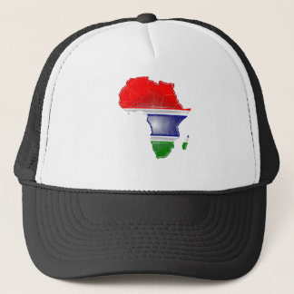Gambia Trucker Hat