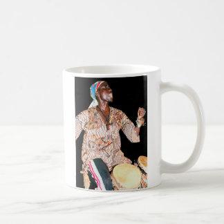 Gambian Drummer Coffee Mug