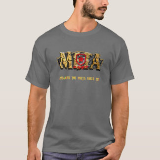 "Gambit Gaming ""Breaking the Meta"" T-Shirt"