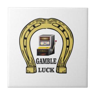 Gamble luck slots ceramic tiles