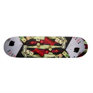 gambler custom skate board