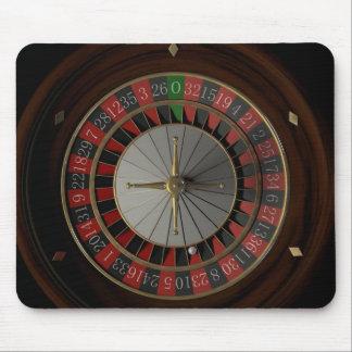 Gambling hall mouse pad