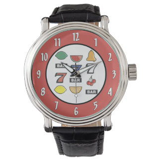Gambling Slot Machine Watch