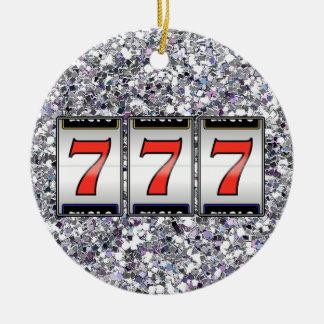 Gambling - Vegas Christmas Ornaments