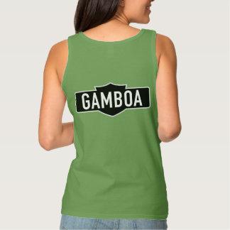 Gamboa, Train Sign Tank Top