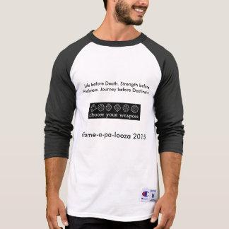 Game-a-pa-looza 2015 T-Shirt