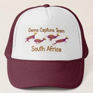 Game Capture Team Safari Cap