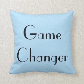 Game Changer Throw Pillow