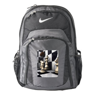 Game Chess Hobby Backpack