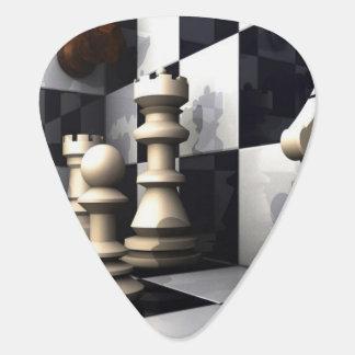 Game Chess Hobby Guitar Pick