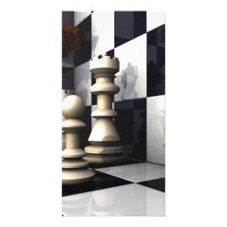 Game Chess Hobby Photo Greeting Card