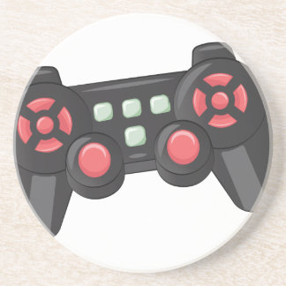 Game Controller Beverage Coasters