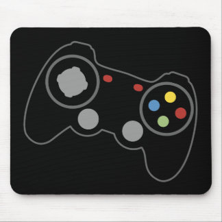 Game Controller Mouse Pad