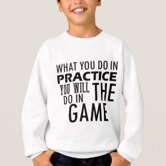 game designs sweatshirt